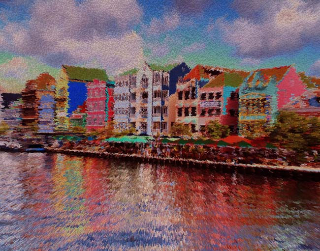 Willemstad, Curaco, DWI